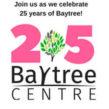 Baytree 25th logo