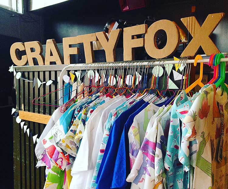 Crafty Fox Market BDT special