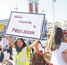 socialcleansingplacard