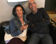 Delores William with Mambo founder Gerry Lyseight