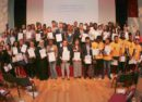 Lambeth college students celebrate end of year results