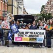 Stand Up Against Racism South London members