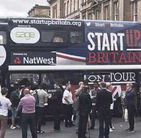 The Start Up enterprise bus