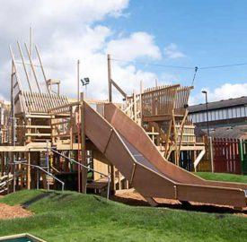 Dexter Road adventure playground