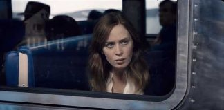 Scene from girl on the train