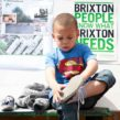 Child with Brixton Green poster
