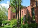 The Carnegie garden