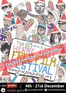 Poster for Herne Hill Film Festival