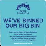Waste Collective sticker
