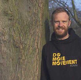 Jeremy Johnston founder of Do More Movement