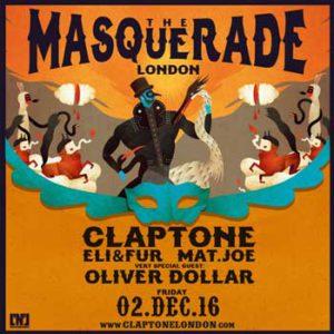 Clapton flyer
