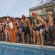 Swimmers for Crisis at Brockwell Lido