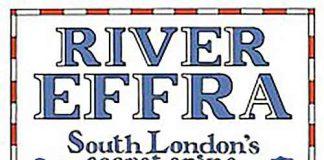 River Effra book cover