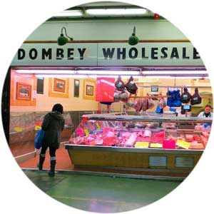 Dombey butchers