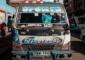 Kenyam Matatu taxi