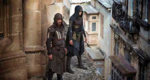 Assassin's Creed shot