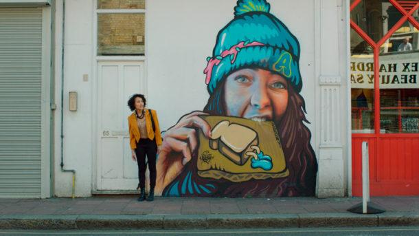 Tanya Fear as Nina in Brixton
