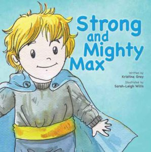 Strong and Mighty Man cover