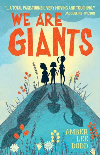 We Are Giants cover