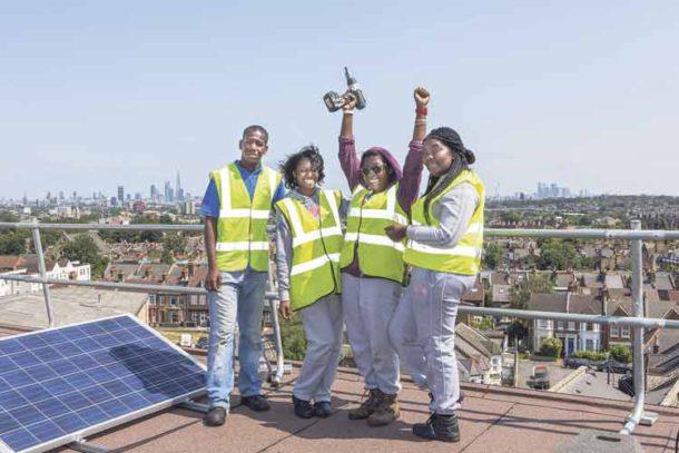 Repowering apprentices
