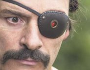 Still from the film Mindhorn