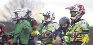 BMX riders