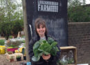 Charlotte O'Connor at Loughborough Farm