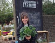 Charlotte O'Connor at Loughborough Farm
