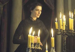 Still from film My Cousin Rachel
