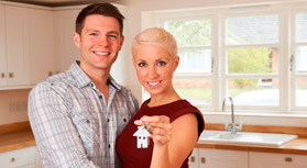 Couple take over house lease