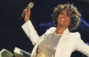 Still of Whitney Houston