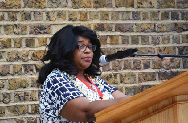 Marcia Cameron