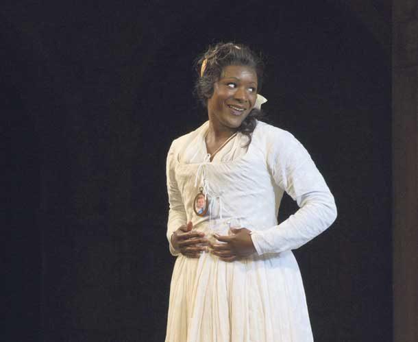 Opera singer Elizabeth Llewellyn