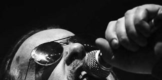 D. Wayne of the band Alabama 3