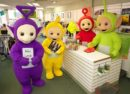 Teletubbies at Barnardo's in Brixton