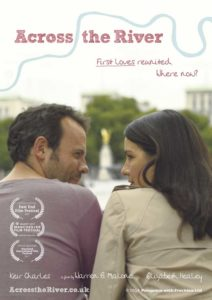 Poster for the film Across the River