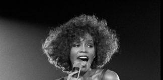 Whitney Houston film still