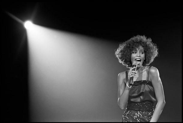 Whitney Houston film still
