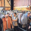Kilo Sale of Vintage clothes at Pop Brixton