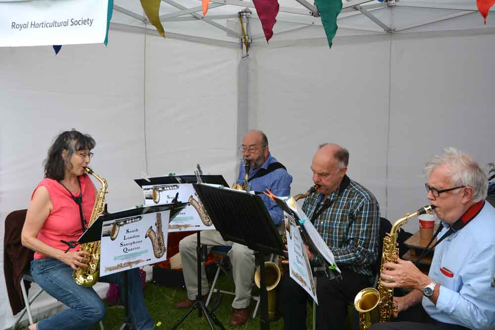 South London Saxaphone Quartet