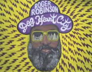 Cover of album Dog Heart City by Roger Robinson
