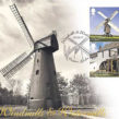 special stamp of Brixton Windmill