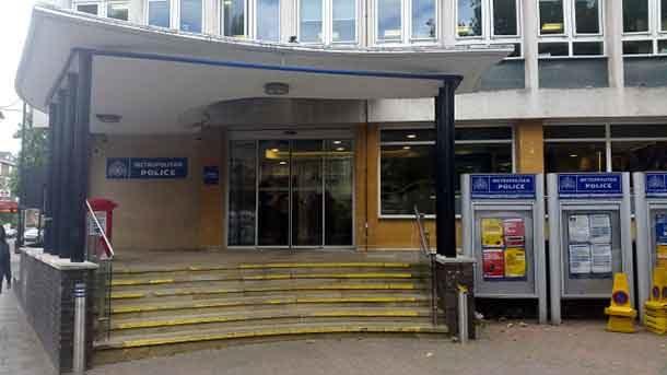 Brixton police station