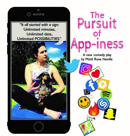 The Pursuit of App-iness flyer