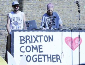 Brixton Come Together 2017 @ Windrush Square