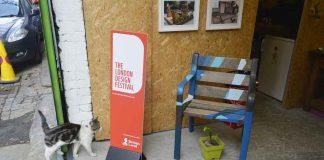 Edible Bus Stop HQ in Loughborough Junction