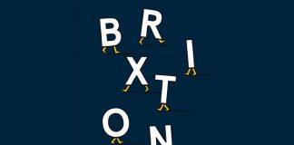 Brixton map poster