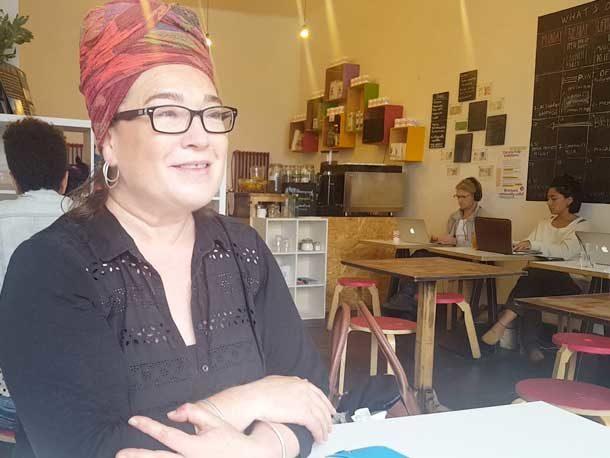 Jackie Keane, founder of Kids Kreate