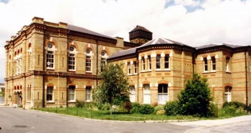 Cinema Museum at Kennington exterior