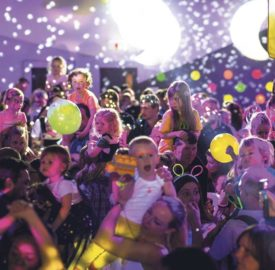 Big Fish Little Fish: family rave